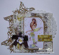 Cards by Astrid ~ SC Tilly ~ Copics: Skin: E0000, 000, 00, 21, 11, R20, 30;  Hair: E50, 11, 13, 15, 18;  Green: YG0000, 03, 23;  Purple: RV91, 93, 95, 99;  Blue / gray: BV20, 23, 25;  Soil: W3, 1, 00;