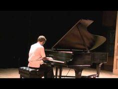 Federico Ibarra Groth, Sonata 6, mvt 1, piano Sonata 6 mvt 1 for piano, by Mexican composer Federico Ibarra, performed by Fred Sturm on July 7, 2012 at the Good Shepherd Chapel, Seattle, Washington.