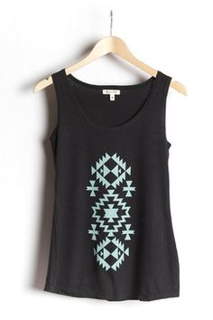 ab312acb576 Summer 2015 Ethical Fashion Collection from Raven + Lily  tanktop  aztec   summer Ethical