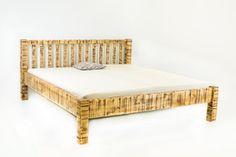 Manželská postel v provedení KATR