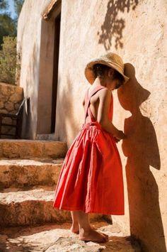Zoe Cross Strap Dress   Ketiketa