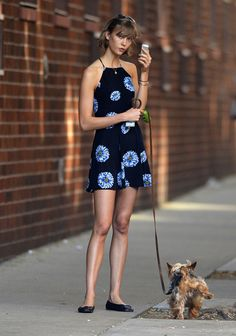 Best Dressed: Karlie Kloss (July 2013)