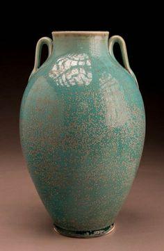 All Things Coastal Sea Glass| Serafini Amelia| Art Decor-Ben Owen, Patina Green Glaze