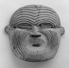 Calima, Funerary mask, ca. Colombian Art, Ceramic Mask, Atelier D Art, Art Premier, Art Sculpture, Soul Art, Ancient Art, Ancient Symbols, Masks Art