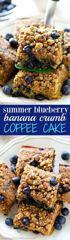 Summer Blueberry Ban