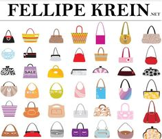 Bolsas Fellipe Krein - http://www.fellipekrein.net