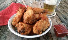Pollo fritto croccante, ricetta americana