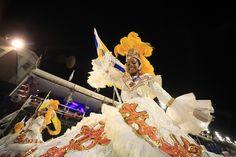 Children's Carnival Parade at the Sambodromo, Rio de Janeiro