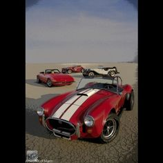Classic Car  - 22 by Roberto Edmanson-Harrison Photo Prints available from £16.99