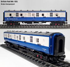 Lego BR Mk 1 BG Coach | The next coach off of the production… | Flickr