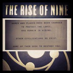 Lorien Legacies by Pittacus Lore
