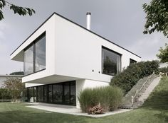 """Completed in 2014 in Uitikon, SwitzerlandMy architecture should provide quality, comfort, and design enabling the highest quality of life"""". These words spoken by the architect Egon Meier..."""