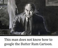 Frustration This Man, Rum, Butter, Cartoon, Feelings, Fictional Characters, Cartoons, Rome, Fantasy Characters