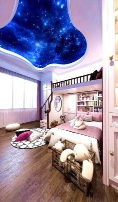 Small Room Design Bedroom, Small House Interior Design, Kids Bedroom Designs, Bedroom Decor For Teen Girls, Bedroom Furniture Design, Room Ideas Bedroom, Home Room Design, Kids Room Design, Cool Kids Bedrooms