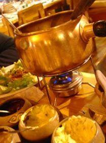 Coq au Vin Fondue with BONUS - 2 Sauce Recipes