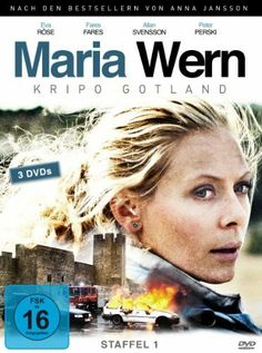 Maria Wern: Kripo Gotland - Staffel 1 [3 DVDs] DVD ~ Eva Röse, http://www.amazon.de/dp/B00EPAB81G/ref=cm_sw_r_pi_dp_E0FLtb1VATGQN