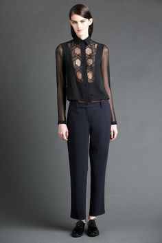 USA Fashion | Music News: Yigal Azrouel Resort '15 look book