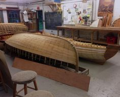 Wooden boat school Brooklin Me. Fundamentals with Greg Rossell a very comprehensive and entertaining course