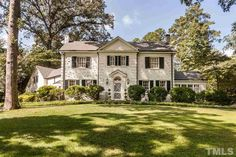 Classic luxury home in Raleigh. Moving to Raleigh, NC? Contact Marc Langefeld, REALTOR. Call 919.749.1117. Email langefeldm@hpw.com.