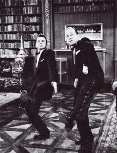 """Bing Crosby and Frank Sinatra, """"High Society"""" 1956...one of my favorites!"""
