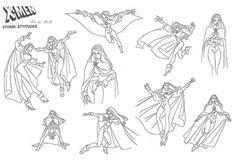 x-men evolution character sheet - Google Search