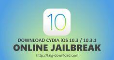 http://idownloadcydia.blogspot.com/2017/03/download-cydia-ios-103-with-taig-ios.html Download Cydia iOS 10.3 with TaiG iOS 10.3 Jailbreak