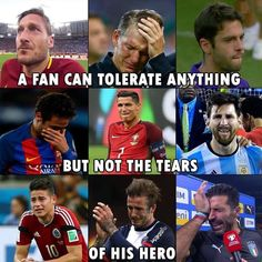 True story. Don't cry 😭 boys. Get up and fights