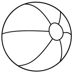 BAUZINHO DA WEB - BAÚ DA WEB Desenhos para colorir pintar e Atividades Escolares: Bola para colorir, pintar ou imprimir - riscos e moldes de bola - brinquedo para colorir futebol