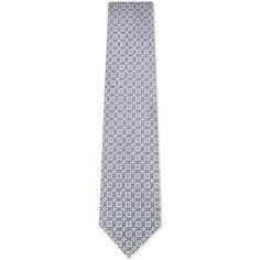 BRIONI Flower tie silk tie (245,695 KRW) ❤ liked on Polyvore featuring men's fashion, men's accessories, men's neckwear and ties
