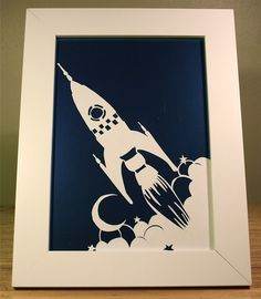 """Résultat de recherche d'images pour """"rocket papercut"""""""
