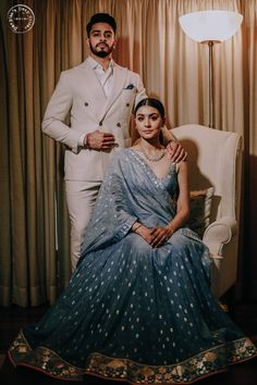 This Couple's Pre-wedding Look will Calm your Hearts like Never Before! - This Couple's Pre-wedding Look will Calm your Hearts like Never Before! Pre Wedding Shoot Ideas, Pre Wedding Poses, Wedding Couples, Wedding Themes, Couple Photoshoot Poses, Bridal Photoshoot, Photoshoot Ideas, Bridal Shoot, Couple Shoot