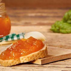 Mermelada de Naranja con Tejocote
