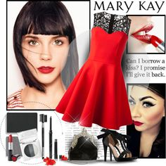 Mary Kay Cosmetics - Eye and Lips.  http://www.marykay.com/pcollinsbeauty Call or text 678-780-0462