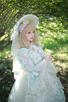 ruffles and lace Harajuku Fashion, Kawaii Fashion, Lolita Fashion, Cute Fashion, Moda Lolita, Lolita Mode, Lolita Style, Estilo Lolita, Lolita Cosplay
