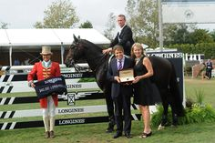 Longines - expands commitment to equestrian sports through Hampton Classic Horse Show partnership