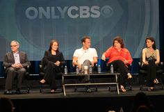 Patrick Wilson Photos Photos - Executive Producer Neal Baer, actors Jennifer Ehle, Patrick Wilson and Margo Martindale and Executive Producer Sarah Tiberman speak during the 'A Gifted Man' panel during the CBS portion of the 2011 Summer TCA Tour held at the Beverly Hilton Hotel on August 3, 2011 in Beverly Hills, California. - 2011 Summer TCA Tour - Day 8