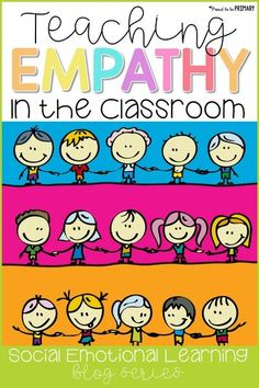 Teach kids empathy and compassion through mindful, fun lessons, discussions, and activities that build social awareness and community in the classroom. #empathy #kindness #socialskills #classroommanagement #socialemotionallearning Social Skills Lessons, Teaching Social Skills, Social Emotional Learning, Teaching Kids, Life Skills, Coping Skills, Autism Learning, Teaching Strategies, Kindergarten Activities