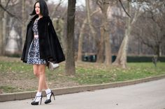 The Best Street Style From Milan Fashion Week 2015  - ELLE.com