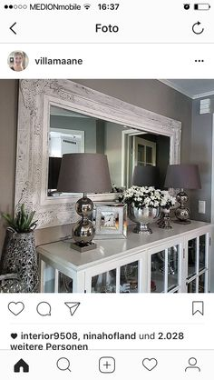 deko wandspiegel wohnzimmer wandgestaltung mit spiegeln optische ... - Deko Wandspiegel Wohnzimmer