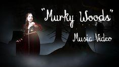 """Murky Wood""  Music Video #Lidiainwonderland #murkywood #musical #musicvideo #musical #patreon #aftereffect #chroma #lidiaguglieri #music #originalmusic"