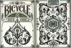 Bicycle Archangels Deck Magic Cards Playing Cards Poker Close Up Stage Magic Tricks Magic Props Toy Gifts Bicycle Cards, Bicycle Playing Cards, Street Magic Tricks, Magic Props, Close Up Magic, Pack And Play, Blue Magic, Card Companies, Magic Cards