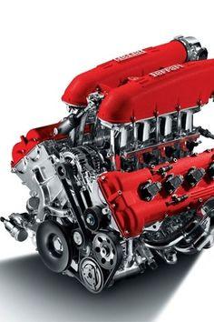 Ferrari v10 twin turbo