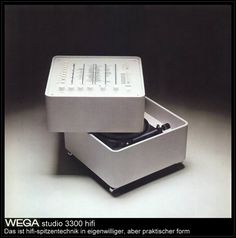 Image of Wega 3300 Hifi Stereobar by Verner Panton