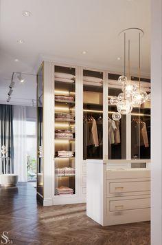 design your life Walk In Closet Design, Closet Designs, Closet Bedroom, Home Decor Bedroom, Shoe Closet, Dream Home Design, House Design, Beautiful Closets, Dressing Room Design