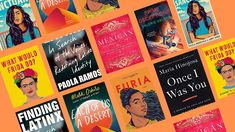 In Honor of Hispanic Heritage Month, Here Are the 20 New Fall Books From Latinx Writers