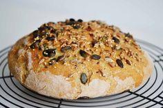 Hausgemachtes Brot im Gusseisentopf: Mehrkornbrot - *Squeaky Swing