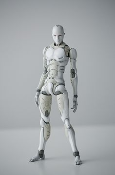 Toa Heavy Industries Synthetic Human – - tecnology World Android Robot, Android Art, Android Design, Wallpapers Android, Android Watch, Character Concept, Character Art, Concept Art, Nono Le Petit Robot