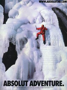 Ice Climbing in Patagonia, Chile -- Absolut Adventure