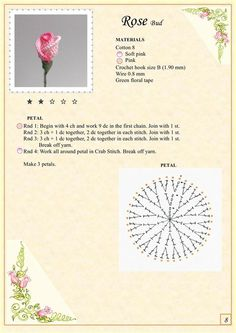 Best 11 Мобильный LiveInternet Альбом «The Book of Crochet Flowers – Page 358951032793656179 – SkillOfKing. Crochet Puff Flower, Crochet Flower Tutorial, Crochet Leaves, Knitted Flowers, Crochet Flower Patterns, Cute Crochet, Irish Crochet, Beautiful Crochet, Crochet Designs