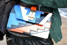 Accessories: Street Style at NYFW A/W 2014 - FLARE